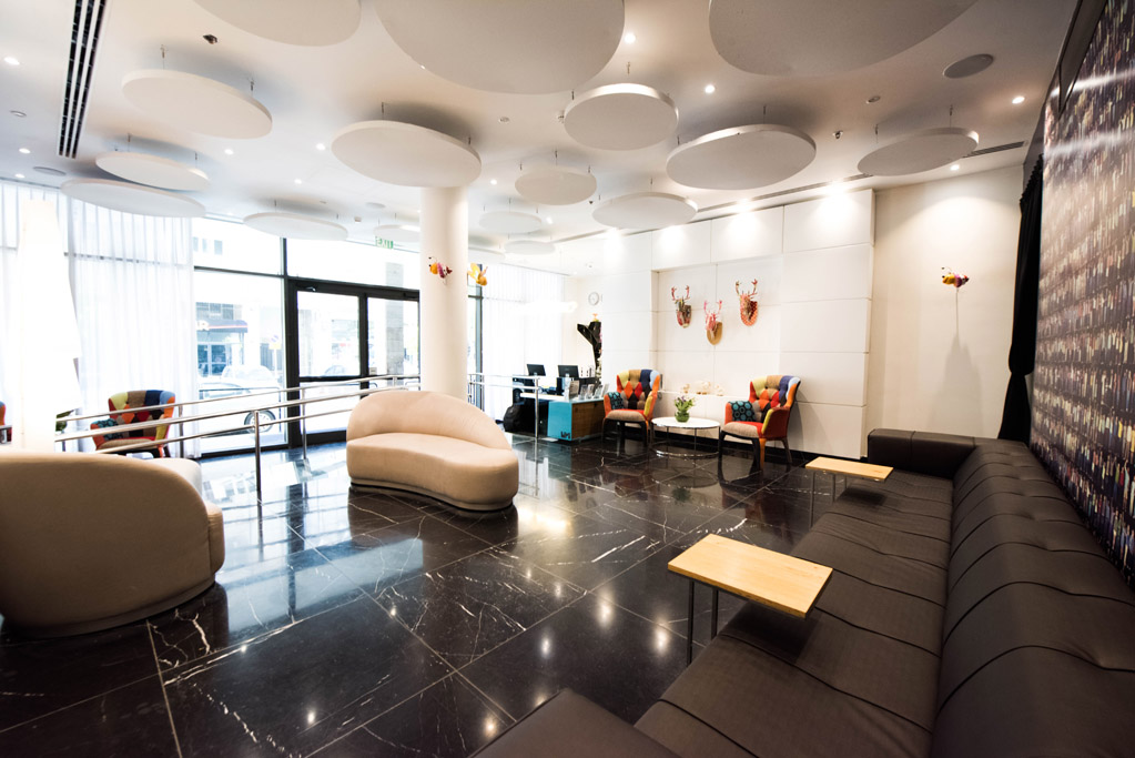 Eyal - Smart Hotels   Boutique hotel chain in Jerusalem and